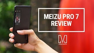 Meizu Pro 7 Unboxing and Review: Cutie Screen 💁🏻