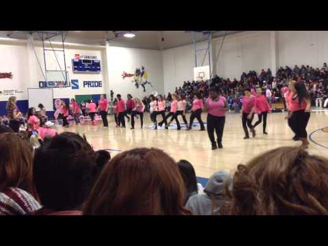 Seagoville high school peprally