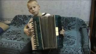 Чакона Гендель аккордеон