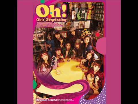 [DOWNLOAD]SNSD 2nd Album Oh! - Gee