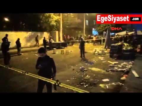 Diyarbakır'da Astsubay'a Silahlı Saldırı