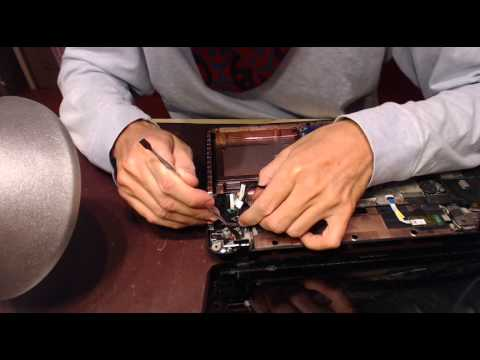 how to fix loose power jack on laptop