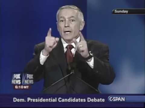 Democratic Presidential Candidates Debate 10/26/03
