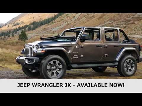 2018 Jeep Wrangler JK Spring TX | Jeep Wrangler JK Dealership Spring TX