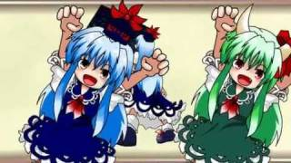 【Touhou PV】Staggering Spirit, Keine's Staggering Song【Halozy】