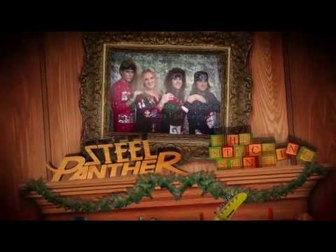 "Steel Panther - ""The Stocking Song"" (Official Lyric Video)"