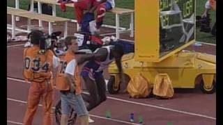 Carl Lewis - Olympic Legend