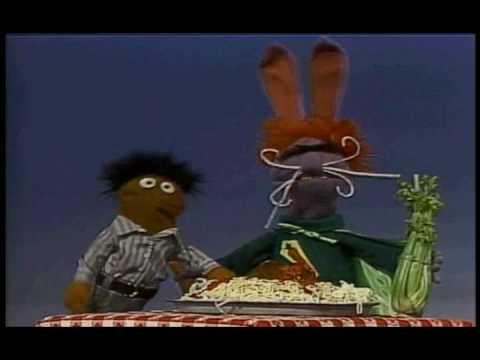 Sesame Street - Captain Vegetable