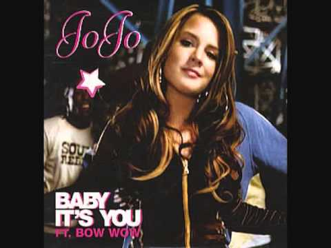 JoJo- Baby It's You (Remix) Ft. Bow Wow (Lyrics)