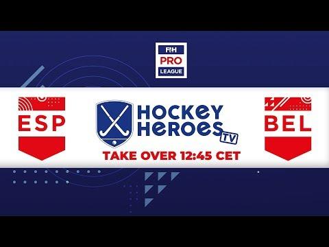 242d23dd5 LIVE FIH Pro League Men – Spain vs Belgium