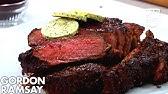 Philips Airfryer Gordon Ramsay Coffee &amp Chili-Rubbed Steak Recipe