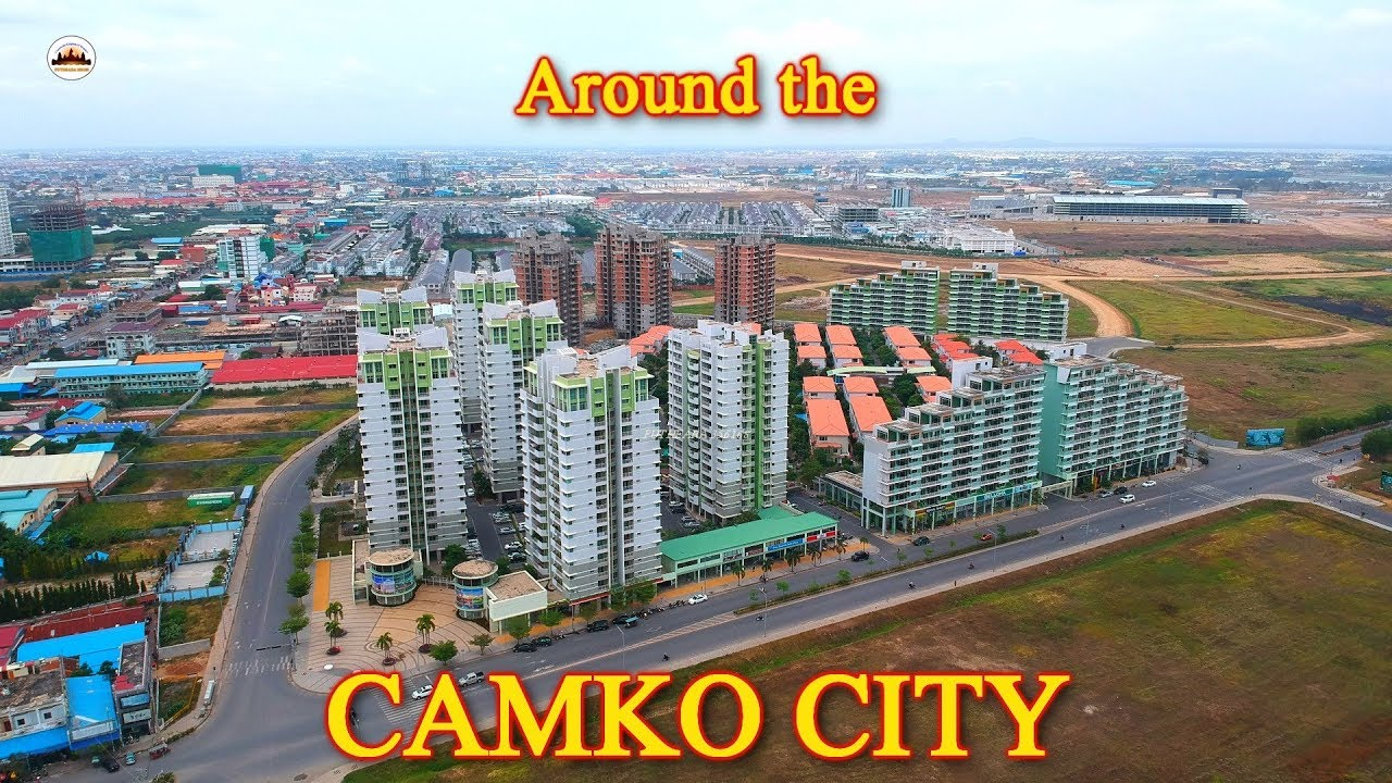 CAMKO CITY Overview – Angkor Wat Tours – Tours of Cambodia – Phnom Penh Travel