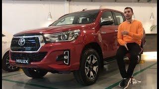 Nueva Toyota Hilux 2020 - ¿Cambió para bien o para mal?