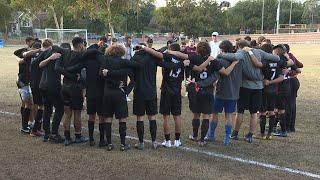 Trinity, TLU Men's Soccer compete in NCAA Tournament