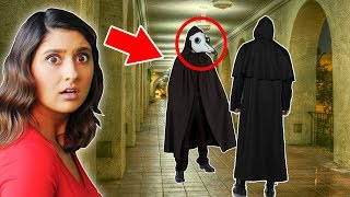 SPYING on SECRET Hacker Meeting to SOLVE MYSTERY CLUES (trapped by hacker escape room riddles)