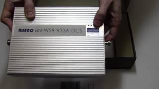 Мощный репитер GSM 1800. BN-WSB-R33A-DCS