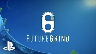 FutureGrind -- Teaser Trailer | PS4