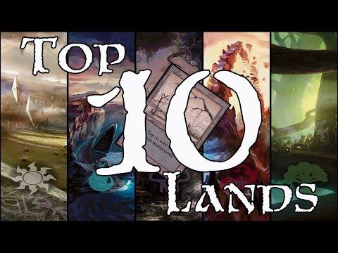 MTG Top 10: Lands