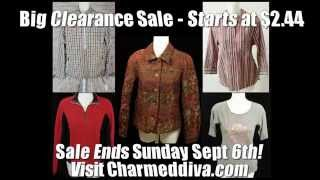 Designer Clothing Haul Clearance Sale - Ebay Haul Everything Is $2.44