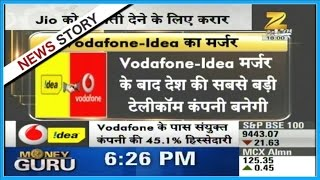 Aapki Khabar Apka Fayda | How Idea-Cellular and Vodafone merger will be beneficial for customers