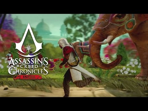 Assassin S Creed Chronicles India Gameplay Overview Youtube