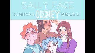 Disney character theme songs ! | Sally Face |