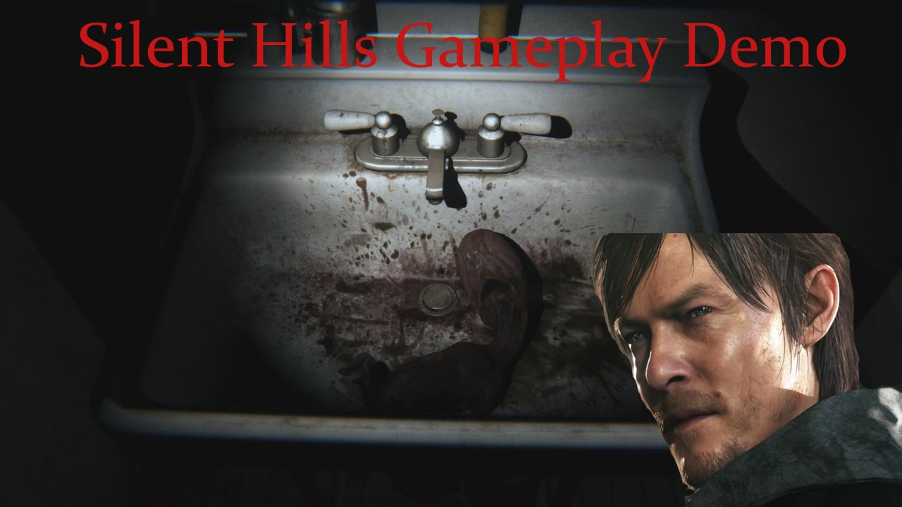 Silent Hills P T 2014 Gamescom Trailer Youtube