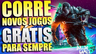 CORRE !!! Novos JOGOS GRÁTIS Para VOCÊ Pegar SEMPRE No PS4, XBOX e PC !!!