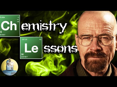 11 Best Breaking Bad Chemistry Lessons (@Cinematica)