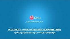 Computer Repairing WordPress Theme