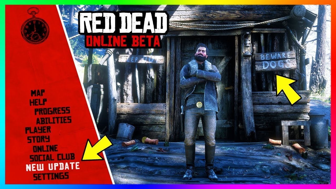 Red Dead Online New Leaks Private Sessions Buying Properties