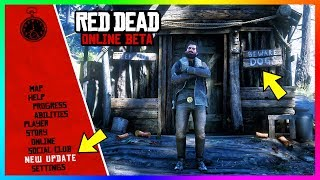 Red Dead Online - NEW LEAKS! Private Sessions, Buying Properties, Vehicles & MORE! (2019 Updates)