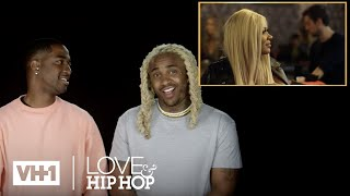 Laughing's Not the Answer - Check Yourself: S5 E2 | Love & Hip Hop: Hollywood