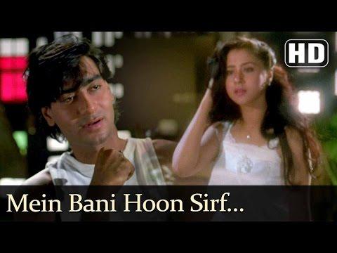 Mein Bani Hoon Sirf (HD) - Kanoon - Ajay Devgan - Urmila Matondkar - Kumar Sanu - Lata Mangeshkar