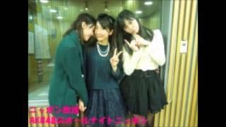 すーめろ はるきゃん れいにゃんのパンツの話 AKB48のオールナイトニッ...