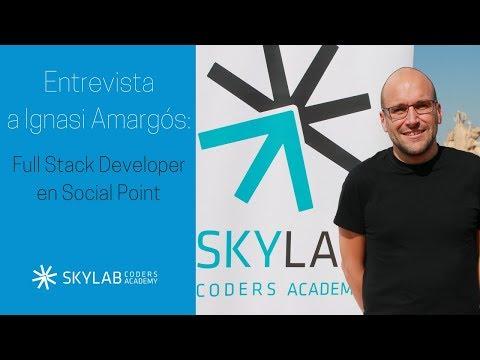 Entrevista Ignasi Amargós - Ex Alumno de Skylab Coders