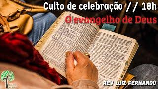 Culto de Celebração 18:30h // 11 de outubro de 2020 // Igreja Presbiteriana Floresta - GV