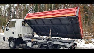 KIA K2500 3-STRONNA WYWROTKA
