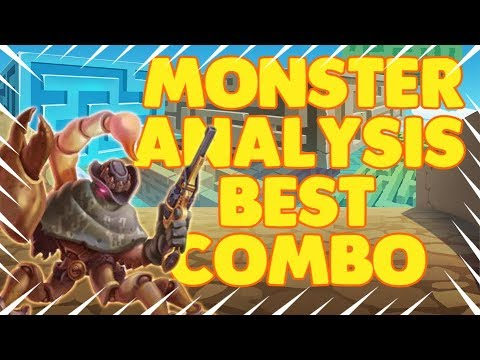 Monster Legends   Monster Analysis: Sting WestClaw   Best Team Combo!