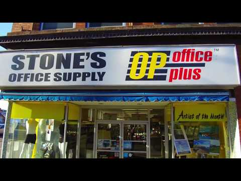 Stones Office Supply: Always Free Delivery