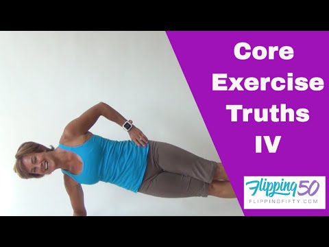 Core Exercise | Flat Abs and Better Backs from simple step-by-step exercise