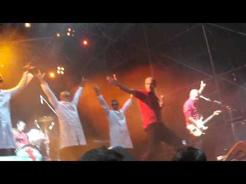 Subsonica - Depre Live @ Arenile Reload 22 luglio 2011 BLACK REBEL
