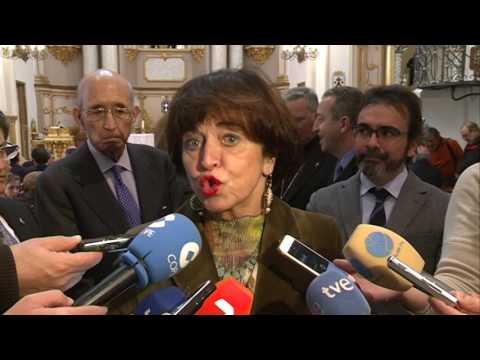 """17/01/2017 Premio """"Europa Nostra"""" por la rehabilitación de 6 Iglesias de Lorca"""