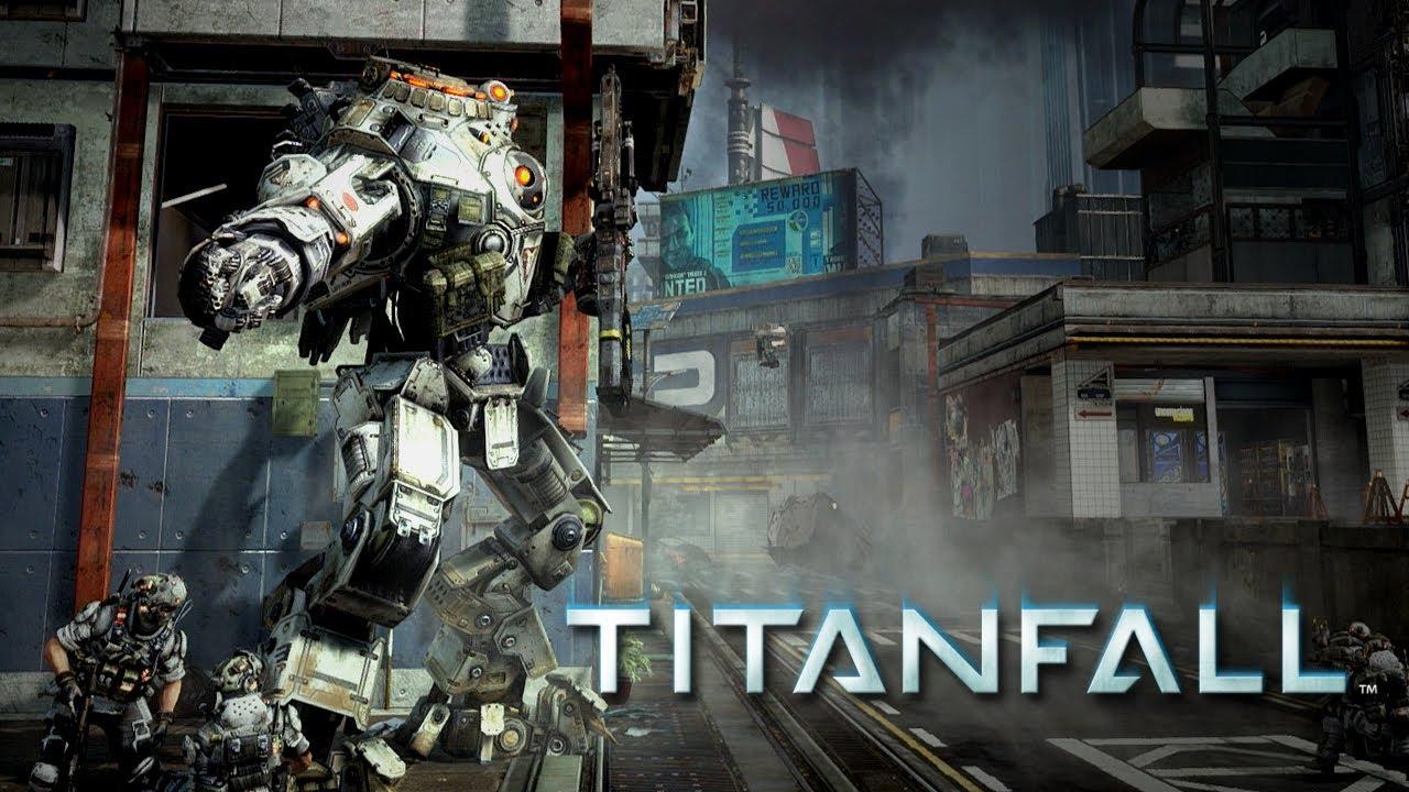 Wallpaper Cute Little Girl Titanfall Trailer Officiel Du Titan Atlas Youtube