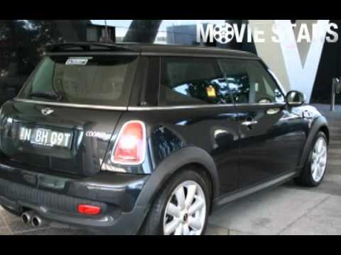 2008 Mini Cooper R56 S Chilli Astro Black 6 Sd Manual Hatchback
