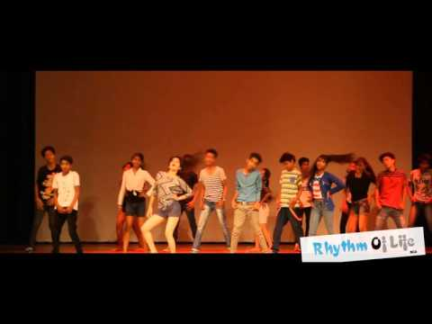 DJ WALE BABU l URBAN DANCE CENTER INDIA l SHOWCASE 2015 l RHYTHM OF LIFE NGO