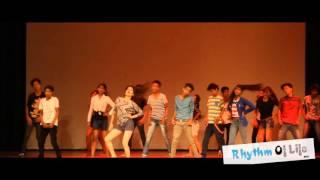 DJ WALE BABU l URBAN DANCE CENTER INDIA l SHOWCASE 2015 l RHYTHM OF LIFE NGO