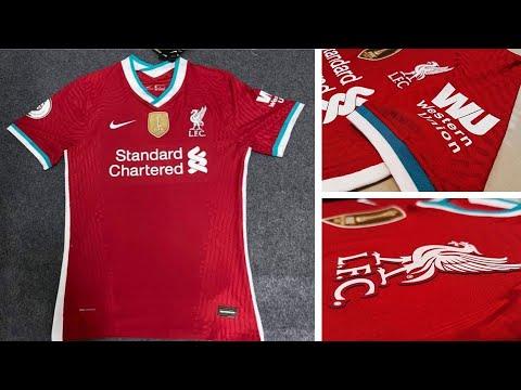 Liverpool Fc X Nike Kit 2020 21 Revealed Home Away Goalkeeper Kit Hd Youtube