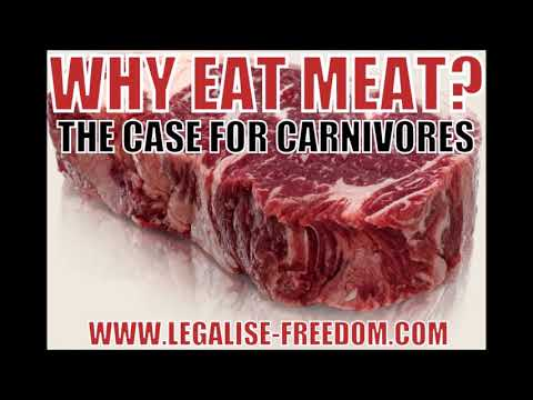 Phil Escott - Why Eat Meat? The Case for Carnivores
