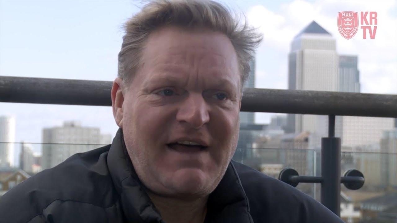 Erasure's Andy Bell speaks to Hull KR TV - YouTube